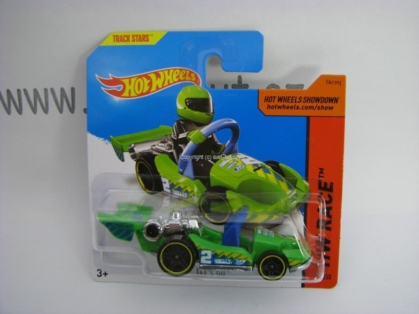 Hot Wheels 2014 Let S GO HW RACE 5785 165/250
